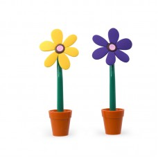 Sweet Flower Pen With Stand