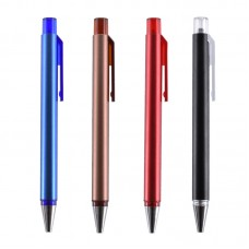 Voguish Frosted Anodized Aluminium Ball Pen