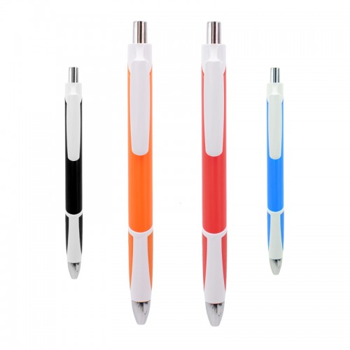 Gaily Plastic Ball Pen